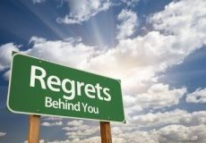Living Your Life with No Regrets